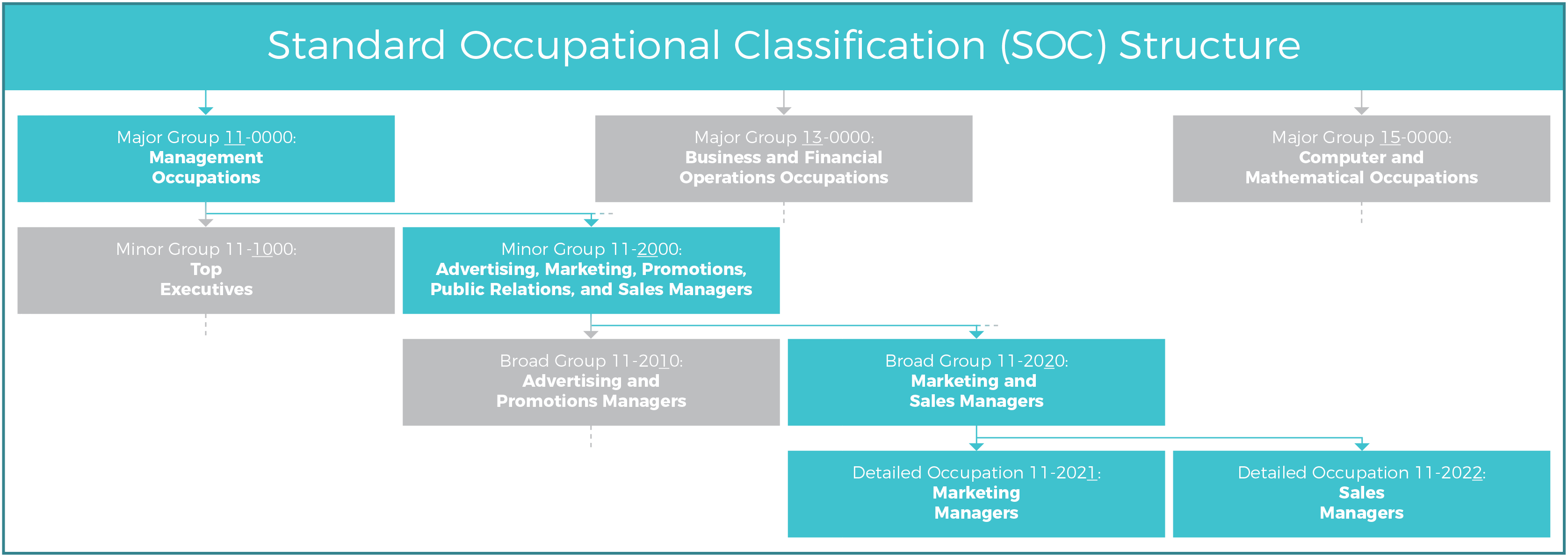 Standard Occupational Classification Structure