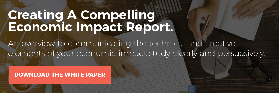 An overview to communicating the technical and creative elements of your economic impact study clearly and persuasively.